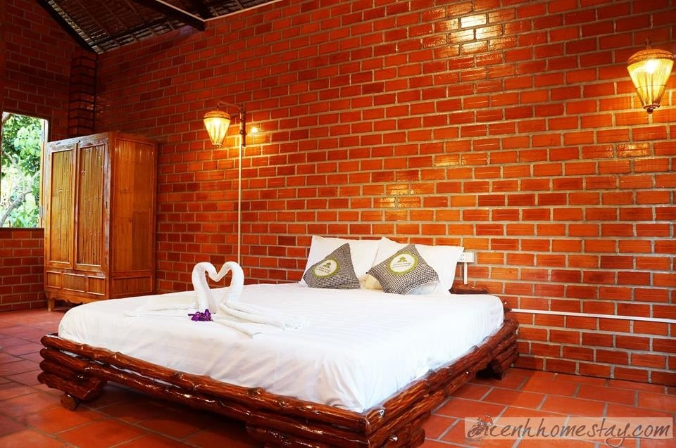 Mekong Rustic Can Tho – The Best beautiful view homestay in Mekong Delta Vietnam