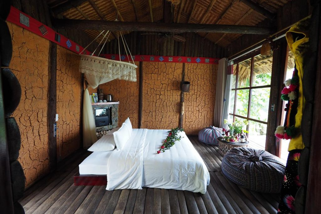 Eco Palms House homestay Sapa